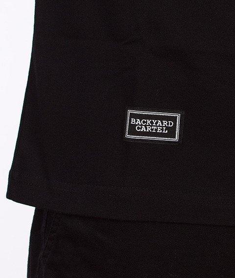 Backyard Cartel-Box T-Shirt Black