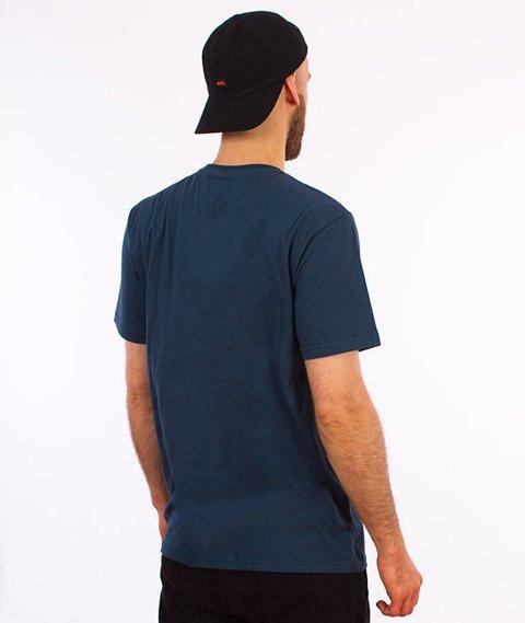 Backyard Cartel-Disaster T-Shirt Granatowy