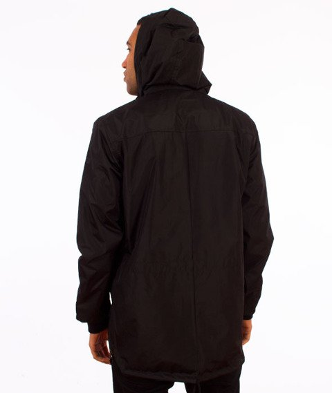 Backyard Cartel-Immortal Jacket Parka Czarna