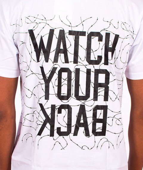 Backyard Cartel-Watch T-Shirt White
