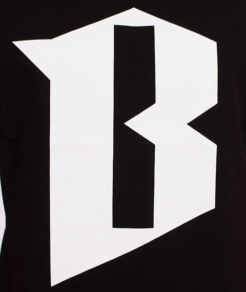 Biuro Ochrony Rapu-B T-shirt Czarny