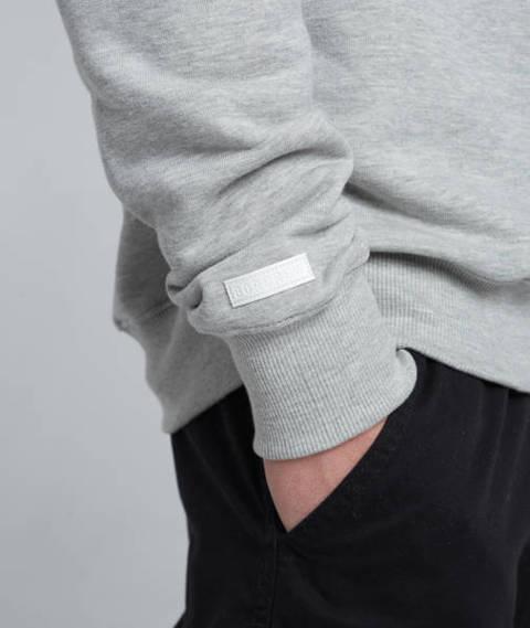 Biuro Ochrony Rapu BASIC Bluza Szary