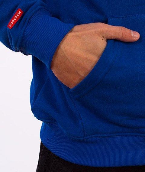 Biuro Ochrony Rapu-BOR New Bluza Kangurka Chaber