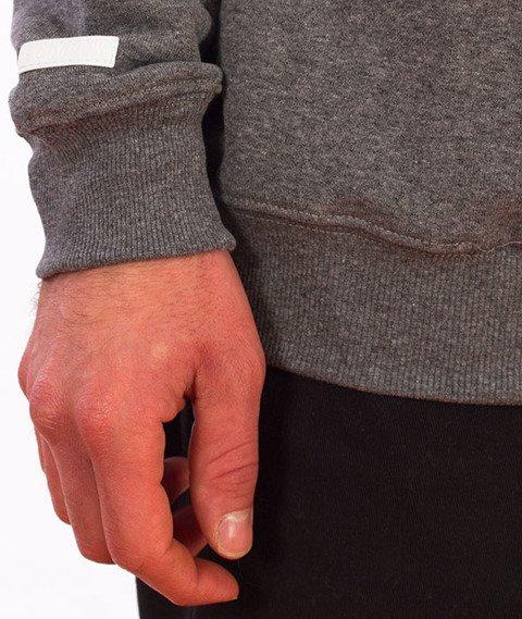 Biuro Ochrony Rapu-BOR New Outline Bluza Ciemny Szary