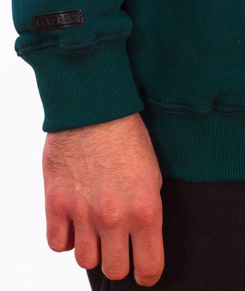 Biuro Ochrony Rapu-BOR New Outline Bluza Zieleń