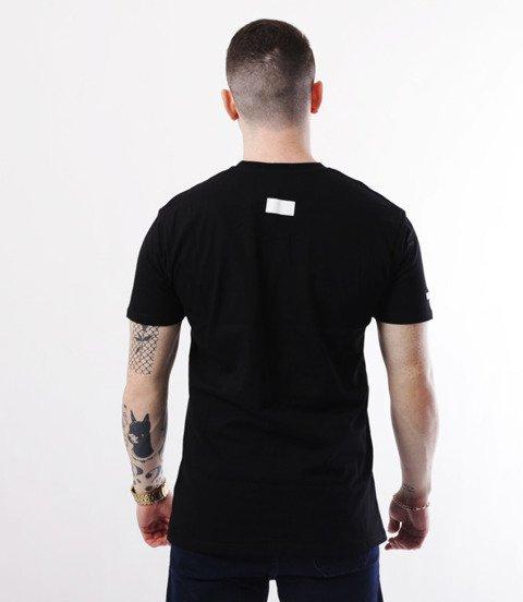 Biuro Ochrony Rapu-BOR New T-shirt Czarny