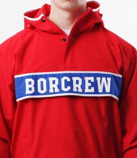 Biuro Ochrony Rapu-BorCrew Kurtka Kangurka Czerwona