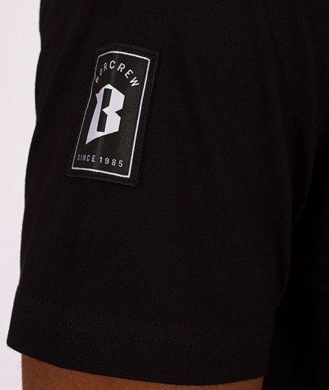 Biuro Ochrony Rapu-Circle T-shirt Czarny