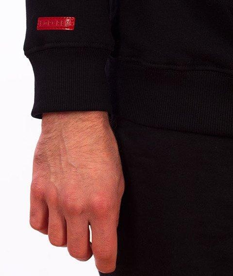 Biuro Ochrony Rapu-Flaga Bluza Czarna