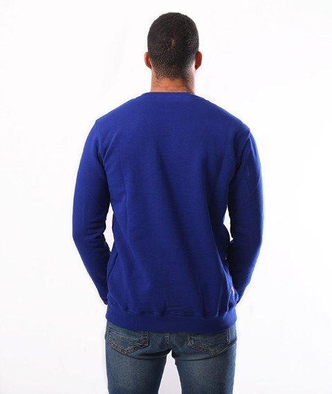 Biuro Ochrony Rapu-Flaga Bluza Granat