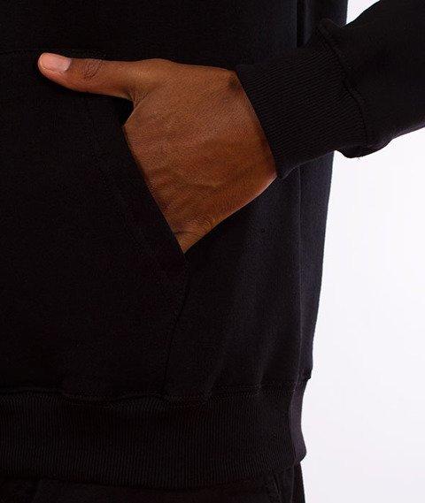 Biuro Ochrony Rapu-Laur Bluza Kaptur Czarna