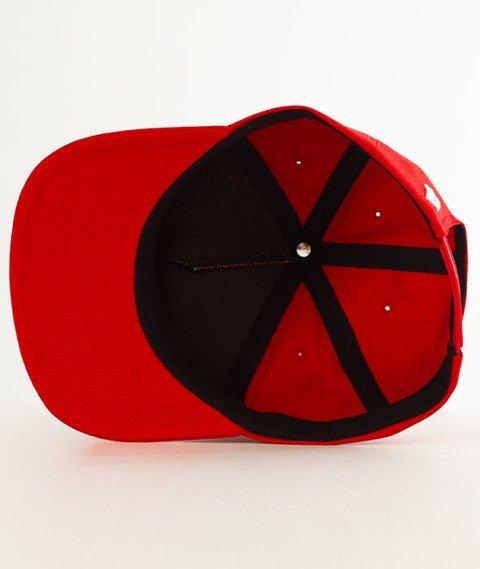 Biuro Ochrony Rapu-Laur Snapback Czerwony