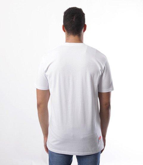 Biuro Ochrony Rapu-Metal T-shirt Biały/Czarny
