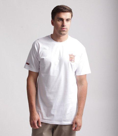 Biuro Ochrony Rapu-New Herb T-shirt Biały