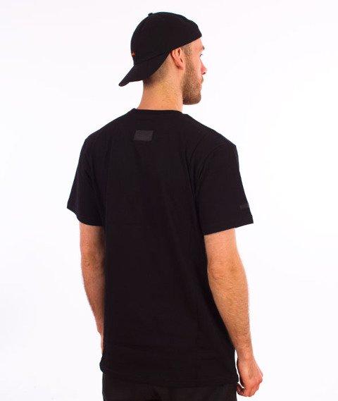 Biuro Ochrony Rapu-New Outline T-shirt Czarny