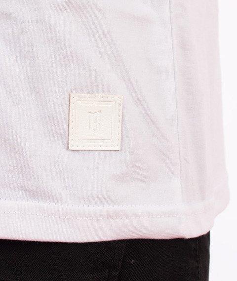 Biuro Ochrony Rapu-Survival T-shirt Biały