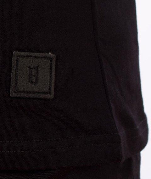 Biuro Ochrony Rapu-Szaman T-shirt Czarny
