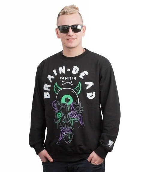 Brain Dead Familia-Little Devil Bluza Czarna