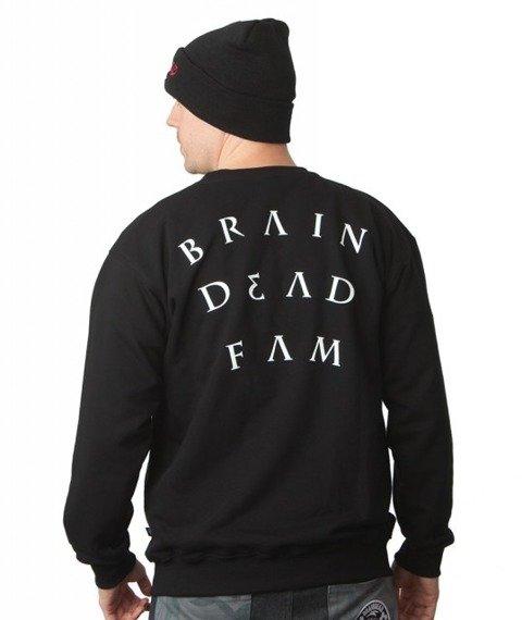 Brain Dead Familia-Note Bluza Czarna