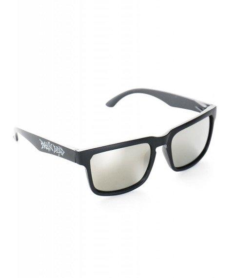 Brain Dead Familia Okulary Przeciwsłoneczne Bone Czarne