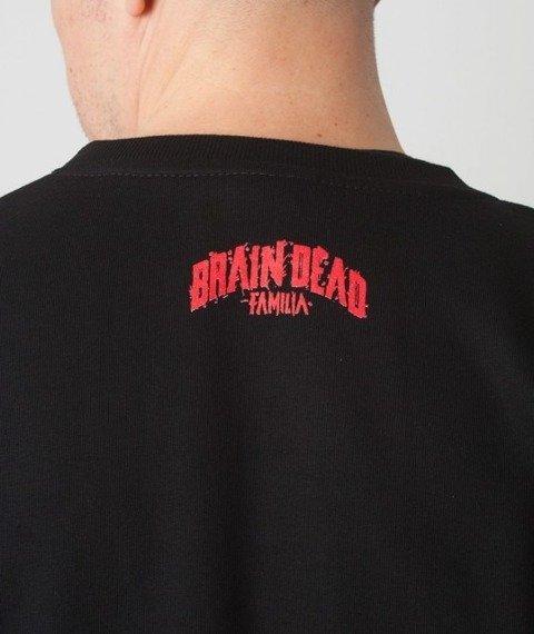 Brain Dead Familia-Spray Bluza Czarna