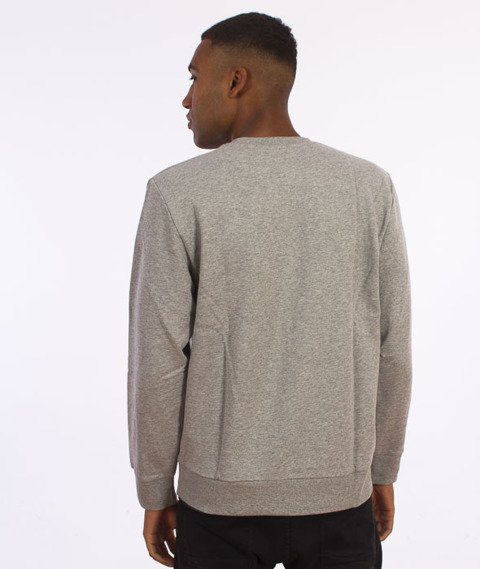Carhartt-Eaton Pocket Bluza Grey Heather/Carlo Check