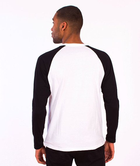 Carhartt-League Longsleeve White/Black