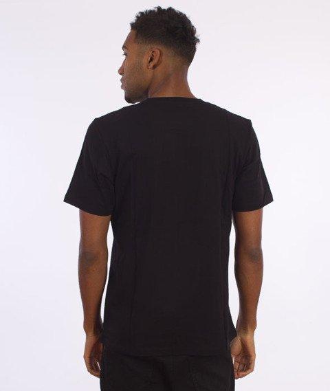 Carhartt-Painted Script T-Shirt Black/White