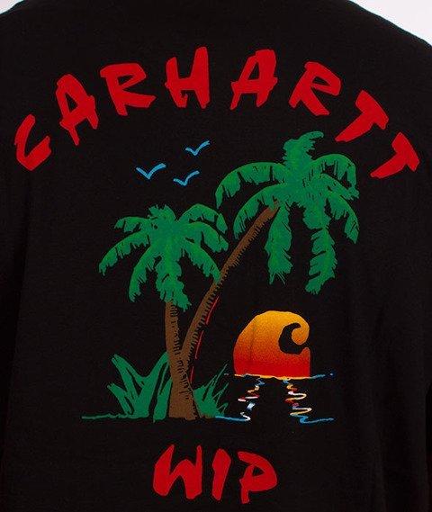 Carhartt-Souvenir T-Shirt Black