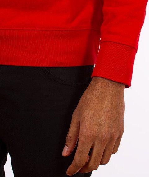 Carhartt WIP-College Sweatshirt Bluza Ash Chili/Navy
