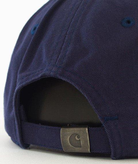 Carhartt WIP-Madison Cap Snapback Twill Blue