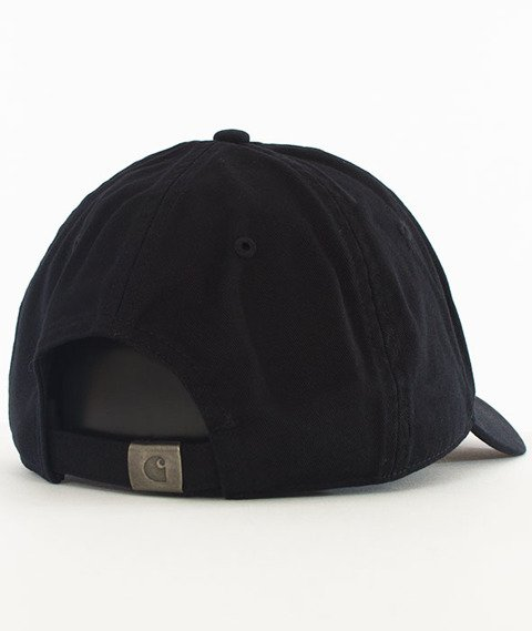 Carhartt WIP-Major Cap Snapback Black