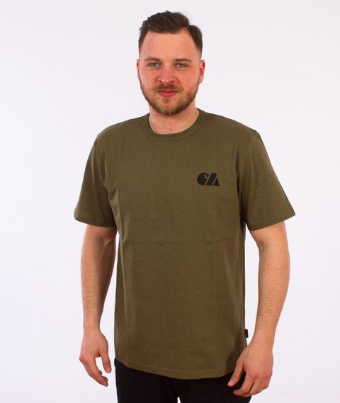 Carhartt WIP-Military Training T-Shirt Rover Green/Black