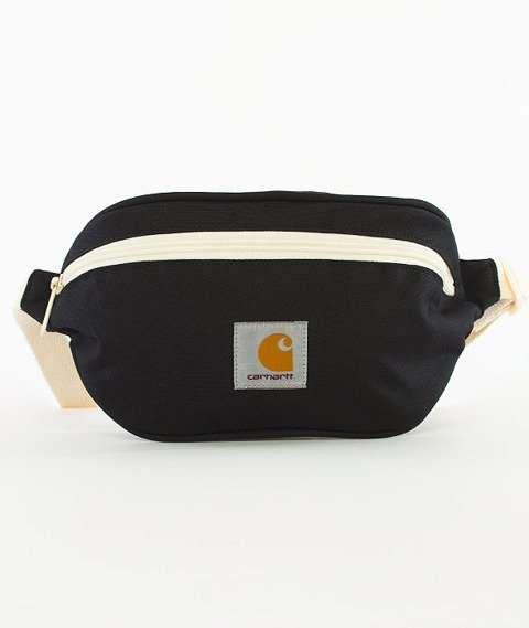 Carhartt WIP-Watch Hip Bag Nerka Black
