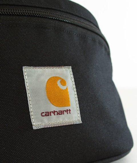 Carhartt WIP-Watch Hip Bag Nerka Black/Black