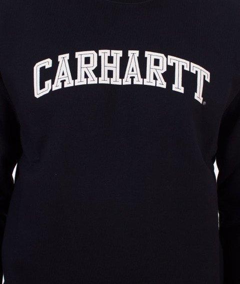 Carhartt WIP-Yale Sweatshirt Bluza Navy/White