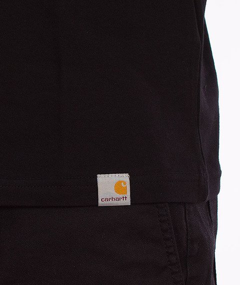 Carhartt-Yesterdays T-Shirt Black
