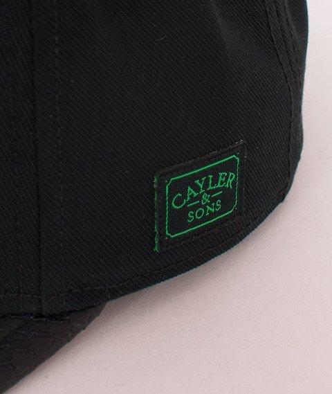 Cayler & Sons-B&M Cap Black/White