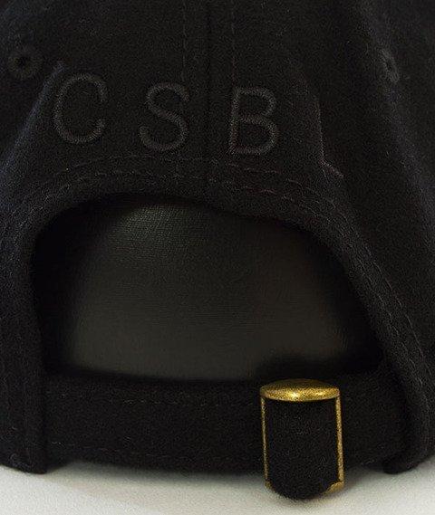 Cayler & Sons-BL A-Listed Curved Strapback Black