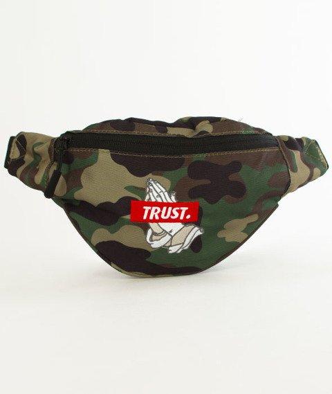 Cayler & Sons-BL Trust Waist Bag Saszetka Woodland Camo