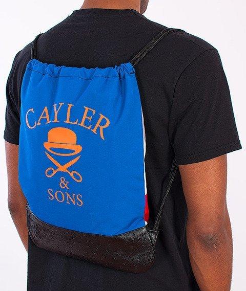 Cayler & Sons-Bigasso Gym Bag Blue/Multicolor