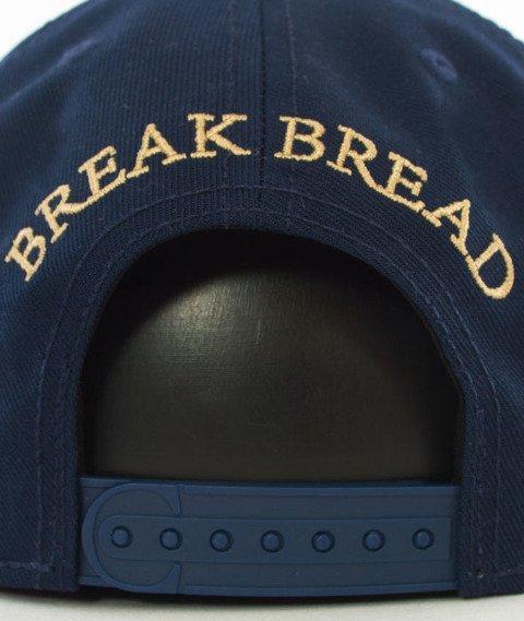 Cayler & Sons-Break Bread Snapback Navy