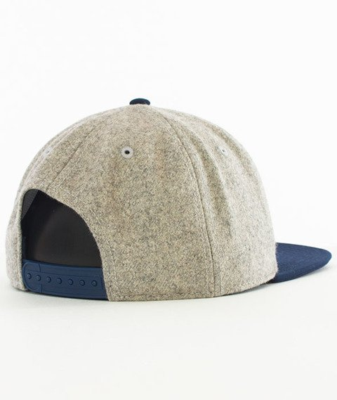 Cayler & Sons-CL Boxing Gym Snapback Grey Heather