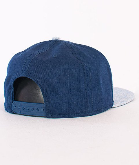 Cayler & Sons-Felton Cap Navy/Light Blue/White