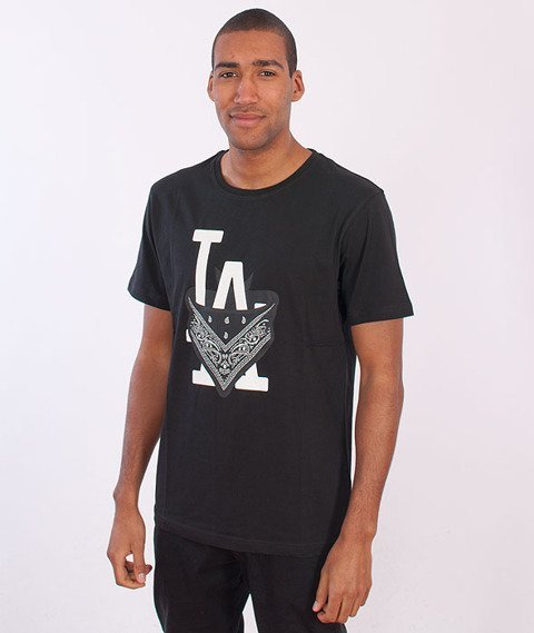 Cayler & Sons-Ivan Antonov T-shirt Black/White