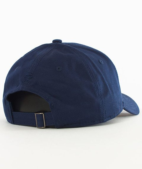 Cayler & Sons-Make It Rain Curved Strapback Navy