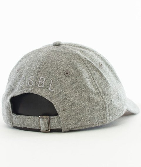 Cayler & Sons-Oath Curved Strapback Grey