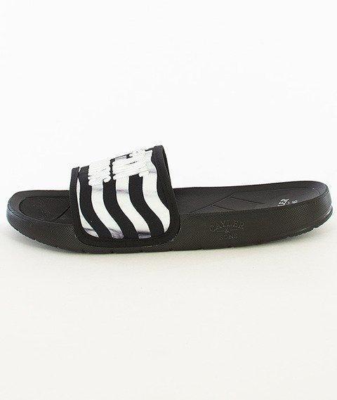 Cayler & Sons-Problems Sandals Black/White