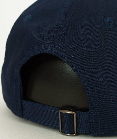 Cayler & Sons-WL Make It Rain Curved Snapback Navy