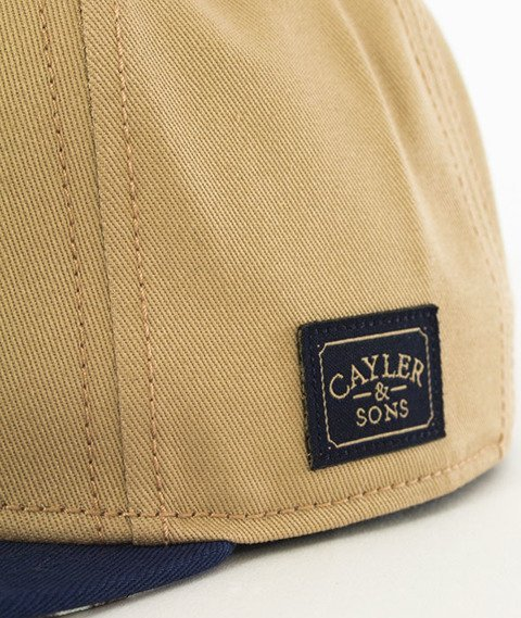 Cayler & Sons-WL Make It Rain Snapback Sand